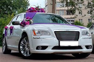 Прокат автомобиля Chrysler 300c