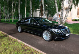 Прокат автомобиля Mercedes Maybach